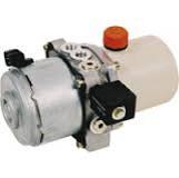 mini-hydraulic unit