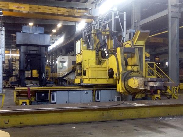Hydraulic mill repair