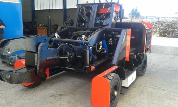Mobile hydraulic system design