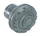 Bucher fixed-displacement axial piston motor BB