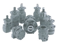 Bucher roller stator gear motor