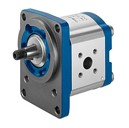 Rexroth external gear motor AZMF