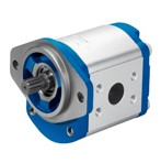 Rexroth external gear motor AZMG