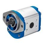 Rexroth external gear motor AZMG