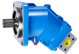 Constant-displacement axial piston motor MA