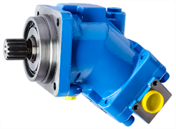 Hydro Leduc fixed-displacement axial piston motor M
