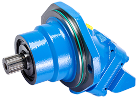 Hydro Leduc constant-displacement axial piston motor MSI