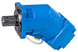 Hydro Leduc fixed-displacement axial piston motor MXP