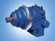 Rexroth axial piston motor A6VE