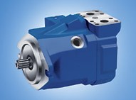 Adjustable-displacement axial piston motor A10VM and VE