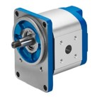 Rexroth external gear motor AZMN