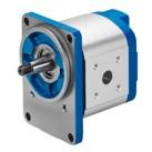 Rexroth external gear motor AZMN