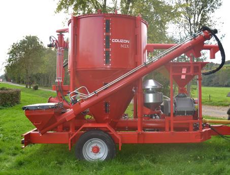 système hydraulique pour véhicule agricole