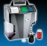 Compteur de particule pour équipement hydraulique