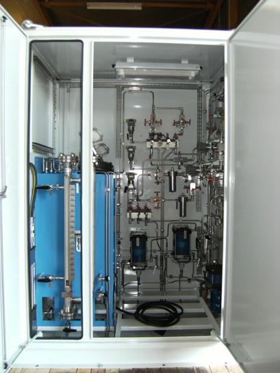Centrale hydraulique HPU
