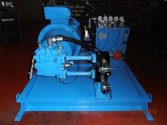 Système de transmission hydraulique