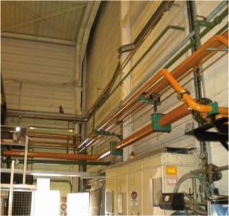 Tuyautage hydraulique, tuyautage réseau hydraulique