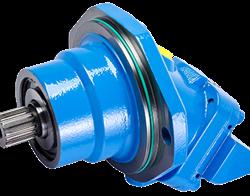 Moteur Hydro Leduc à pistons axiaux et cylindrée constante MSI