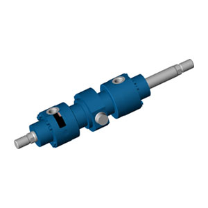 vérin cylindrique CGH3