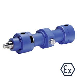vérin cylindrique IH CDH2-XC
