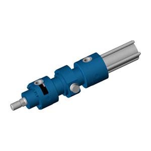 vérin hydraulique cylindrique CSH3