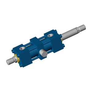 Vérin hydraulique à tirant CG210