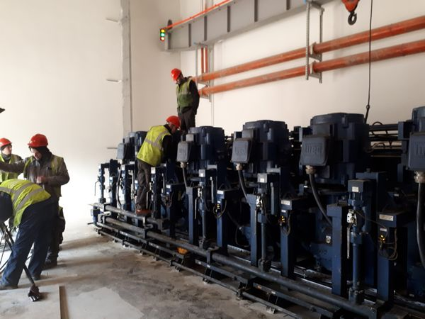 fabricant presse hydraulique 5000 tonnes et laminoir