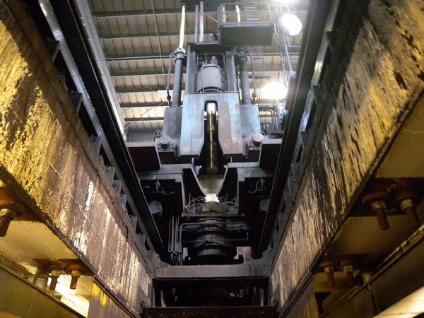presse hydraulique 5000t, laminoir, conception et fabrication matériel hydraulique